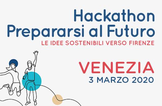 HACKATHON PREPARARSI AL FUTURO – Venezia